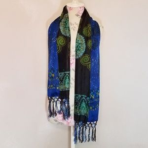 Lucky Brand Reversible Scarf